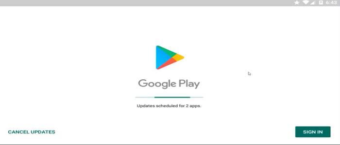 Google Play Store 2021